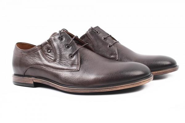 Туфли Fabio Conti натуральная кожа, цвет коричневый