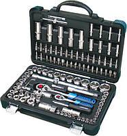 "Набор инструментов 1/4"", 1/2"", 108 предметов (6-гр.)// Forsage 41082-5 код. 8993"