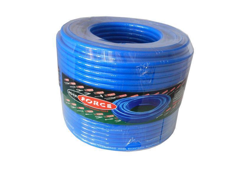 Шланг воздушный резиновый армированный 8*14мм*50м