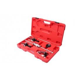Обратный молоток в комплекте со сменными трехлапыми съемниками-насадками, 5пр. (15-80мм), в кейсе PA-0362 К:34