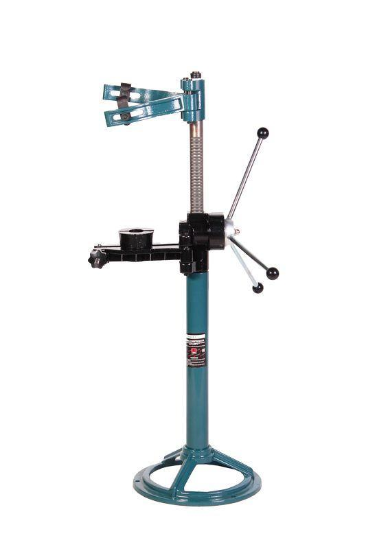 Стяжка пружин механическая напольная (макс. усилие 1т, рабочий диапазон 210-570мм)