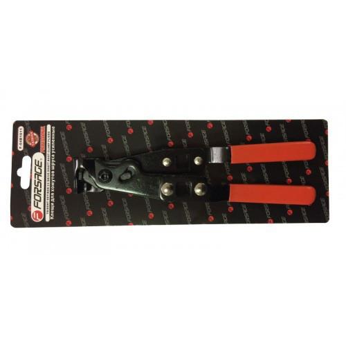 """Клещи для хомутов шруса с возможность затяжки динамометрическим ключом 1/2"""" в блистере F-04B1011 К:6021"""
