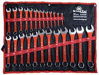 Набор ключей комбинированных 26пр. (6-28, 30, 32мм) на полотне KT-3026-red К:26800