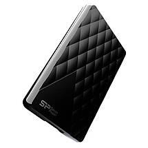 """Внешний жесткий диск 1 Тб Silicon Power Diamond D06, Black, 2.5"""", USB 3.0 (SP010TBPHDD06S3K), фото 3"""