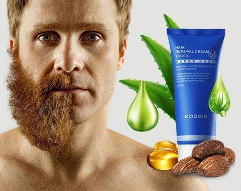 Razorless Shaving крем для удаления щетины
