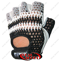 Перчатки для фитнеса Power System PS-2100 Basic, белые