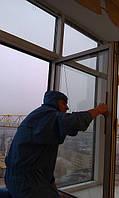 Миття вікон Київ від 6 грн/кв.м. внутрішня сторона, 8 грн/кв.м.-зовнішня сторона