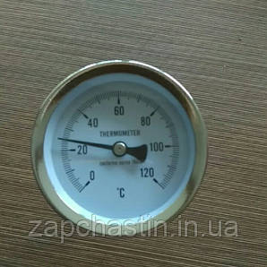 Термометр під вкручування великий