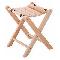 Табурет деревянный складной Лента