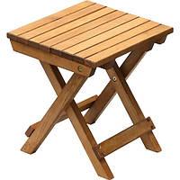 Табурет деревянный раскладной 2219 31х31х36 см бук
