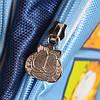"""Рюкзак школьный 1 Вересня темно-синий, 30х15х41 см, """"Гарфилд"""" 551003 1 вересня - Фото"""