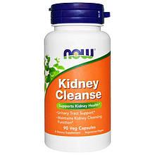 """Комплекс трав для очистки почек и мочевого Now Foods """"Kidney Cleanse"""" (90 капсул)"""