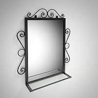 Зеркало Тенеро Дартмуд Черный бархат