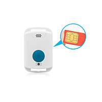 GSM  Беспроводная тревожная кнопка Ultra HELP звонит на телефон
