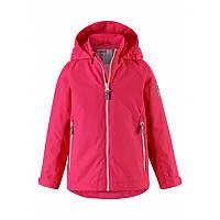 Розовая ветровка для девочки Reimatec® Soutu размеры 146 весна;осень;деми девочка TM Reima 521601A-4410