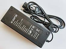 Импульсный адаптер питания 12В 10А. Блок питания LX1210 (5050-A)