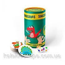 Настольная игра на внимательность Динозавры DoDo