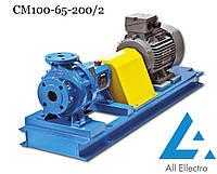 Насос СМ100-65-200/2 (насос СМ 100-65-200/2), фото 1
