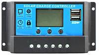 Контроллер заряда для солнечных батарей Y-SOLAR CM20K-10A (12-24V 10А)