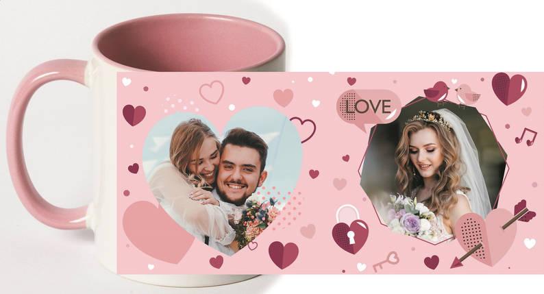 Чашка для влюблённых., фото 2