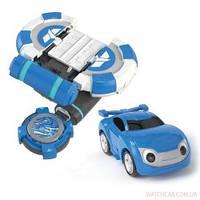 Детская машинка 333-204, часы с запуском