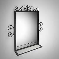 Зеркало Тенеро Тауэр Черный бархат