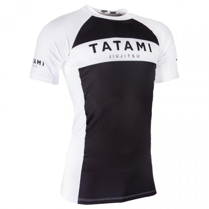Рашгард з коротким рукавом TATAMI Original Black & White