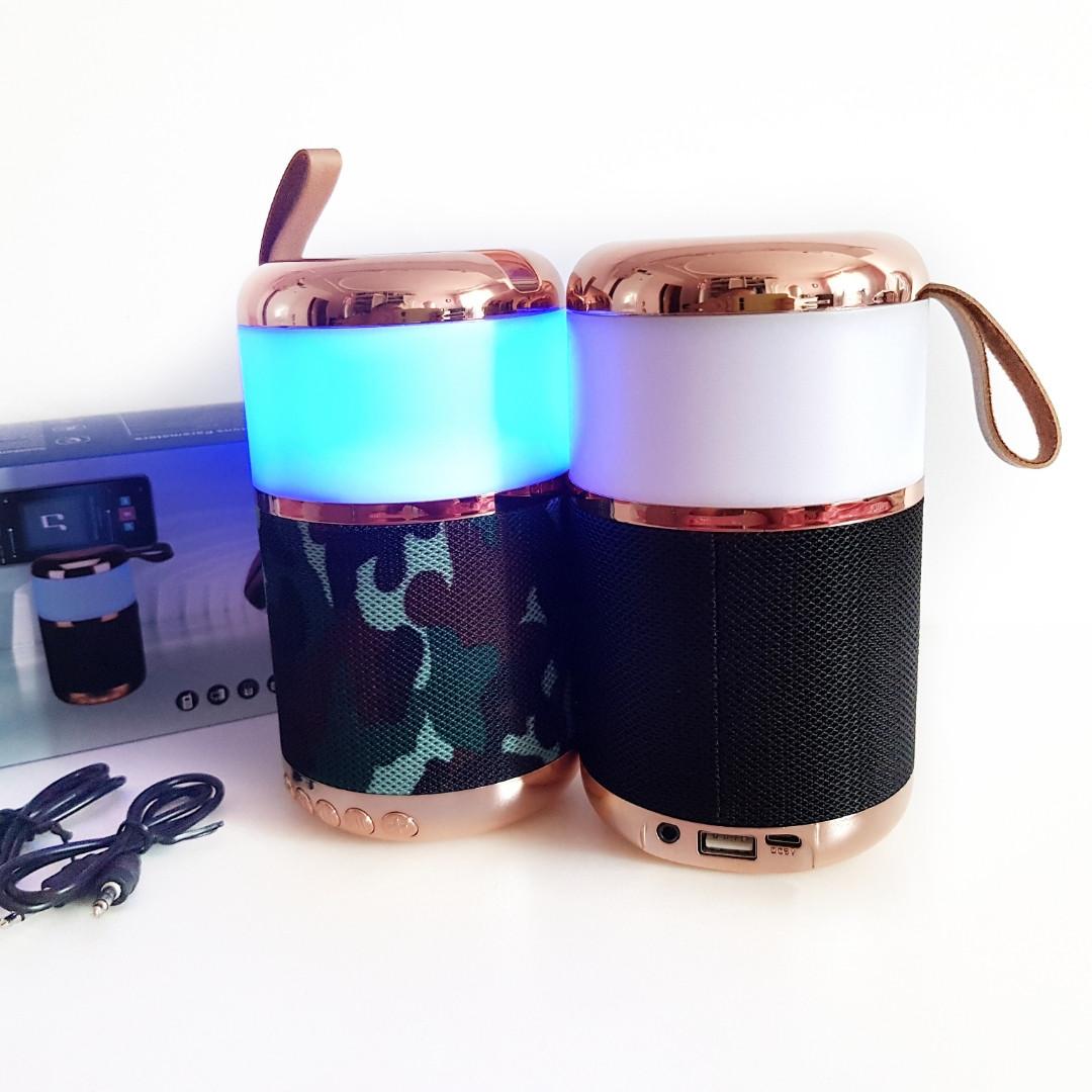 Колонка Bluetooth Портативная SPS UBL F23