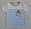 Детская хлопковая футболка Little Boy (Nicol, Польша), фото 2