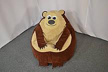 Детское кресло мешок Мишка, фото 2