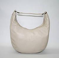 Женская сумка из высококачественной натуральной кожи Marc O'Polo oryginal бежевая (Германия) 388288