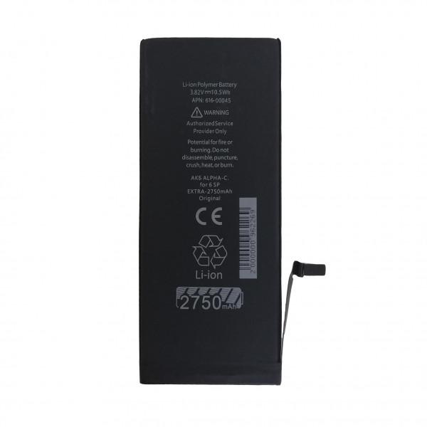 АКБ ALPHA-C EXTRA for iPhone6S+/2750mAh Original