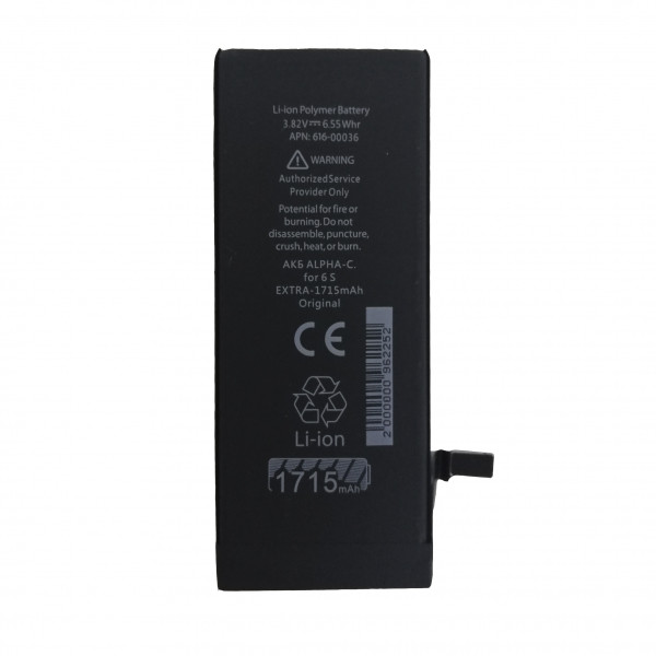 АКБ ALPHA-C EXTRA for iPhone6S/1715mAh Original