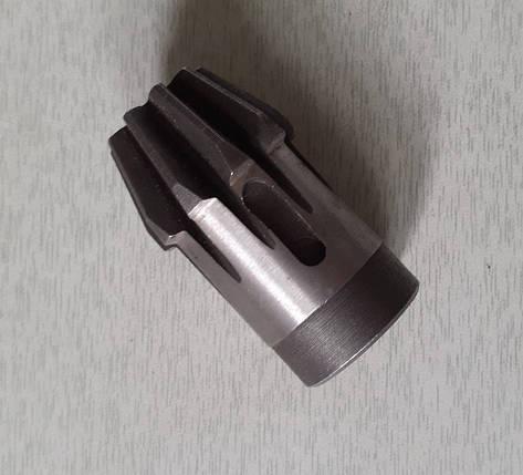 Шестерня коническая промежуточная прямозубая Z-10 редуктора мотоблока под ВОМ, фото 2