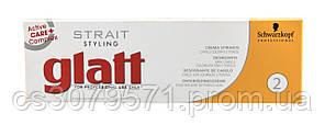 Средство для выравнивания волос Schwarzkopf Professional Strait Styling Glatt Kit 2