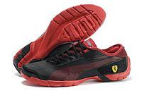 Неповторимый стиль современного мужчины, обувь спортивная, кроссовки Ferrari & Puma, разные цвета, р-ры 39-45