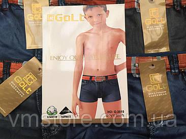 Трусы детские, для мальчиков Golt 3515