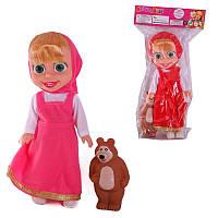 """Кукла """"Маша и медведь"""""""