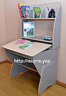 """Растущая парта-стол """" ТСУ - 18 Рост"""" МДФ, фото 1"""
