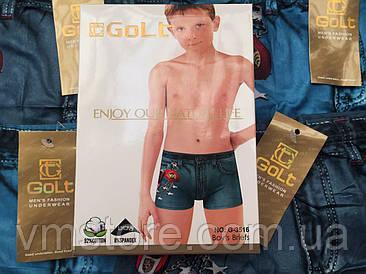 Трусы детские, для мальчиков Golt 3516