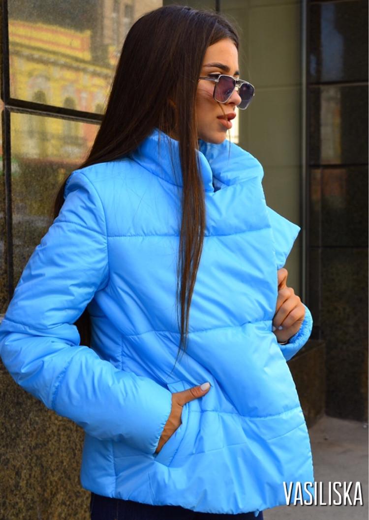 """Куртка женская осень-весна """"Зефирка"""""""