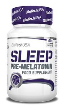 Sleep pre-melatonin (60 caps) BioTech
