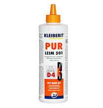 Клей Клейберит ПУР полиуретановый 501.0 PUR D4 (1 кг), Германия