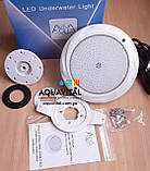 Прожектор светодиодный Aquaviva LED008–546LED (33 Вт) RGB / бетон / лайнер, фото 3