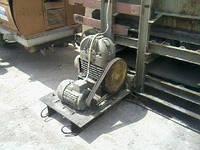 Линия дробления: конвейеры, дробилка, вибросито, бункер.