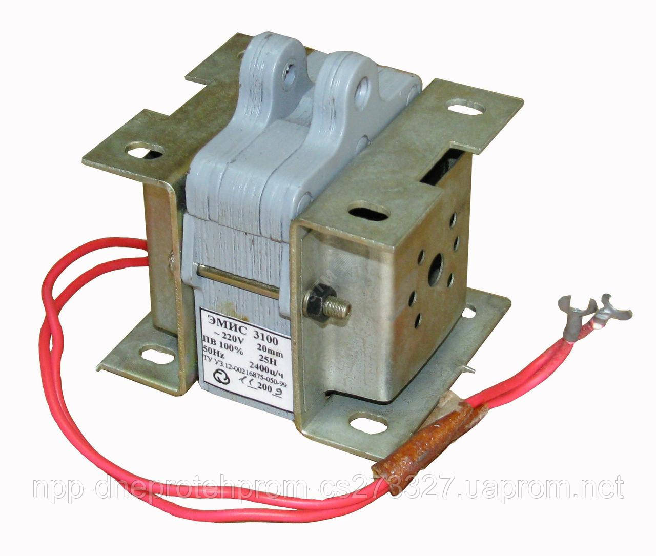 Электромагнит ЭМИС-3100, ЭМИС-3200