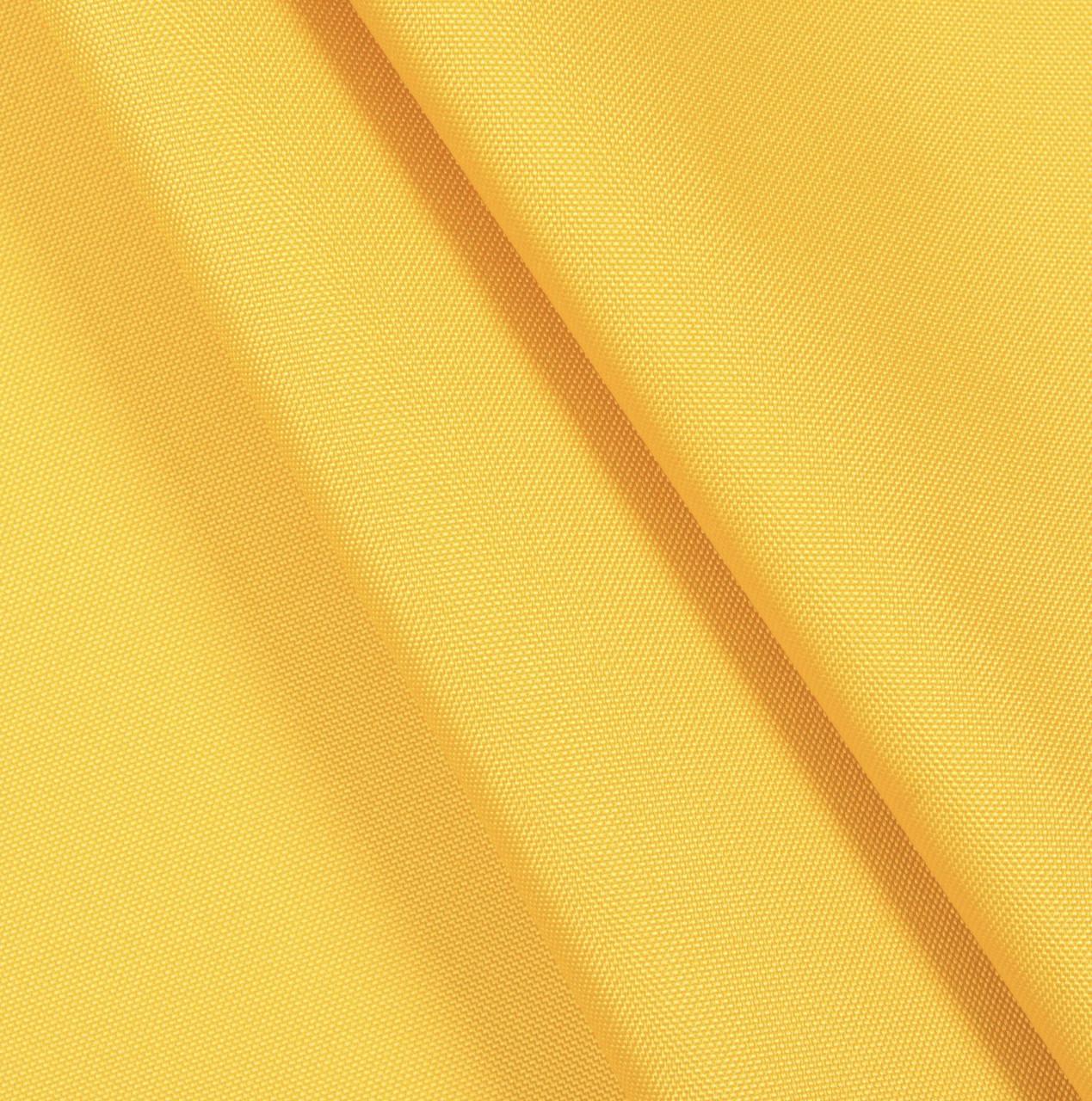 """Ткань Оксфорд """"Желтый"""""""