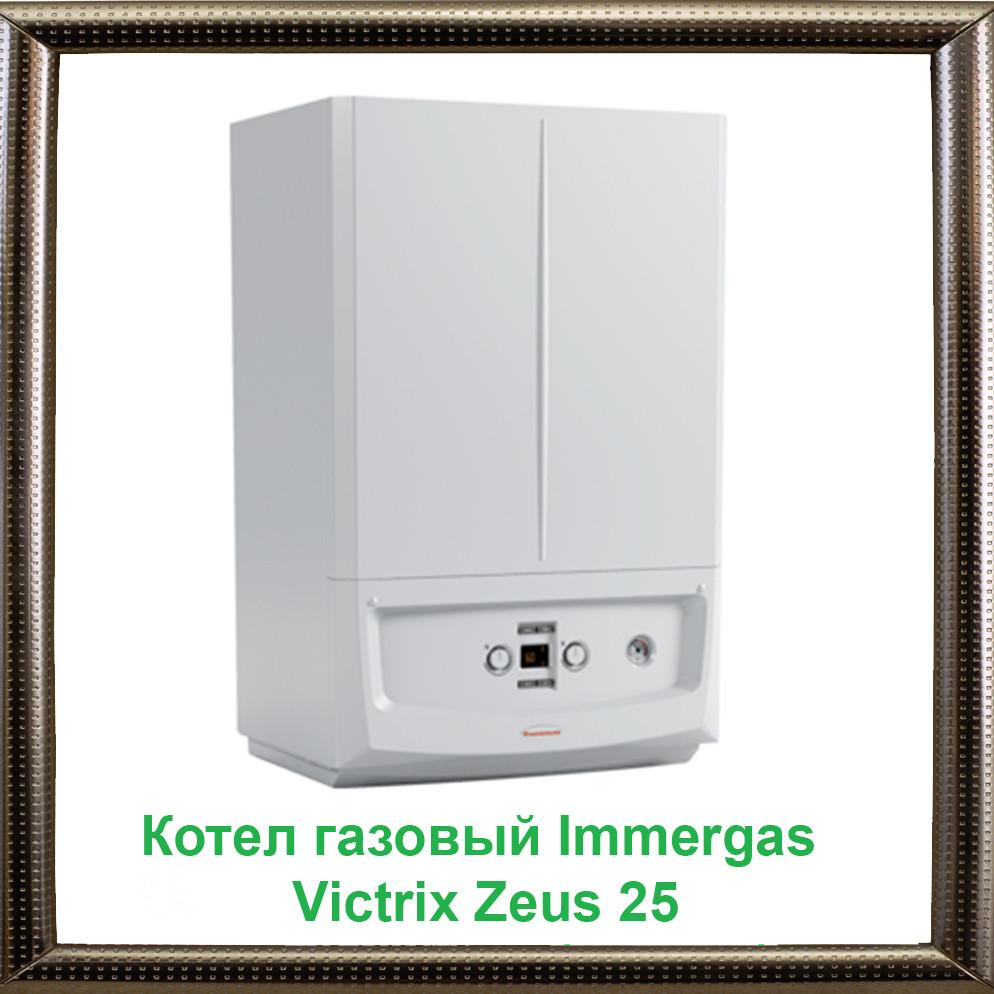 Газовый конденсационный котел Immergas Victrix Zeus 25
