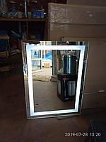 Зеркало D01 с подсветкой светодиодной лентой