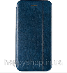 Чехол-книжка Gelius Leather для Samsung Galaxy S10 (G973) Синий